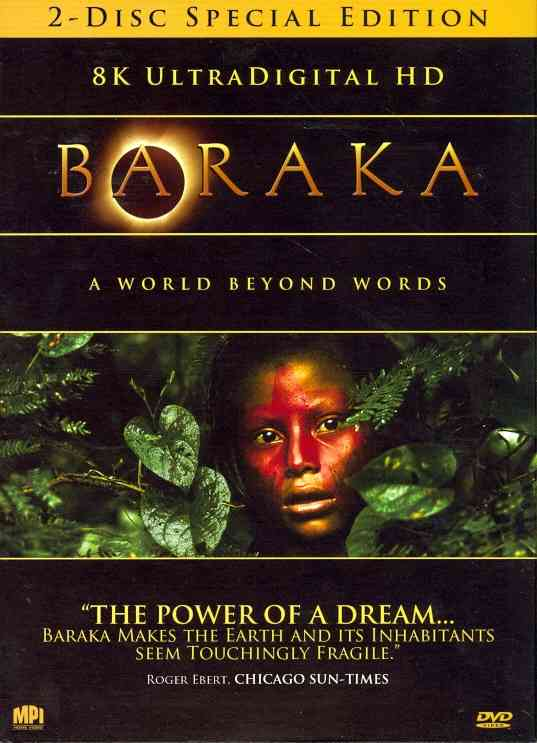 BARAKA BY THE VICE (DVD)